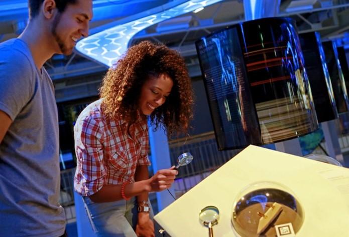 Exposição Túnel da Ciência Max Planck chega ao Brasil com o apoio do CNPq