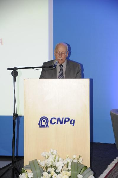 Cerimônia de entrega do Prêmio Almirante Álvaro Alberto 2014
